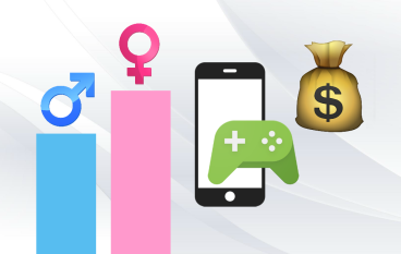 PayPal 調查:女性比男性更熱衷打機 手遊玩家每月「課金」$60