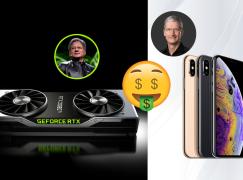 RTX 2080 Ti 顯示卡售過萬 分析指 NVIDIA 跟隨 iPhone 定價策略
