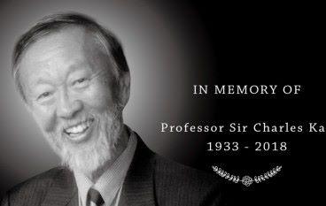 光纖之父高錕離世 中大設弔唁區悼念