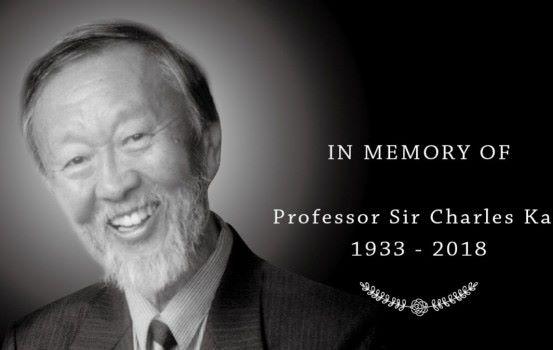 光纖之父高錕離世 享年84歲