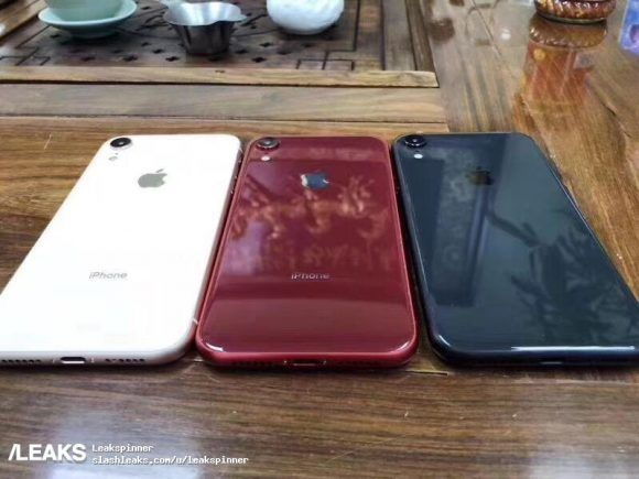 新 iPhone 的三款顏色