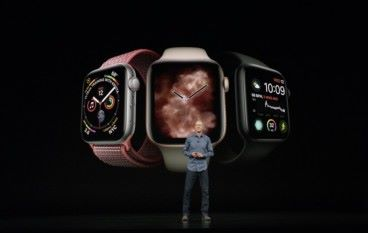Apple Watch Series 4 強打心率感測功能