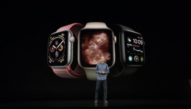 Apple Watch Series 4 強打心率感測功能