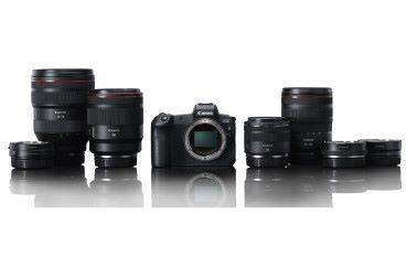 Canon EOS R 預計下月 9 號在港發售(附全片幅無反大比拼)