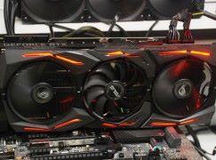 4K Gaming 不超過 60℃ ! ASUS ROG Strix RTX 2080 Ti OC Gaming