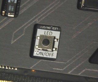 LED 燈效的開關
