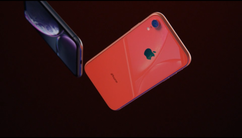 彩色 iPhone 再現 iPhone XR 六色連發