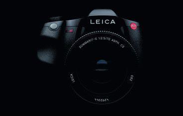 Leica S3 中片幅單反 6400 萬像素 4K 錄影