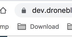 灰色小鎖就代表是使用 HTTPS 加密連線,不再使用青綠色。