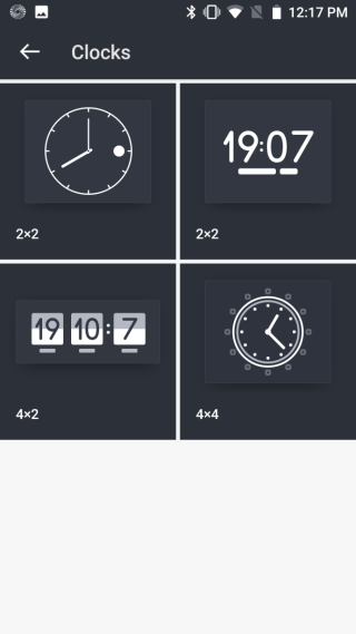 可添加 Widgets 和 App 捷徑。