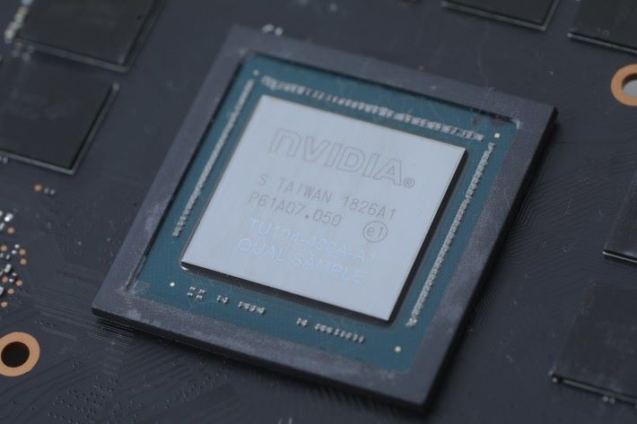TU104-400A-A1 核心。
