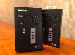 價錢夠實惠 TWOPAN USB-C 多功能轉駁器