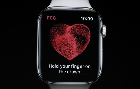 配備心電圖功能 Apple Watch series 4 被列為醫療用品 ?