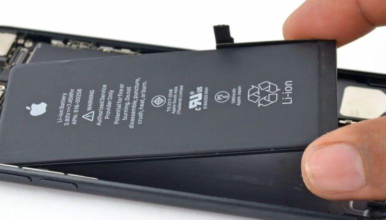 更換 iPhone 電池明年 1 月 1 日加價
