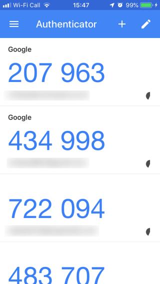 使用 Google Authenticator 及 Microsoft Authenticator 來雙重認證的朋友亦要記得進行更換電話的動作,以免換新手機後無法登入網上服務。