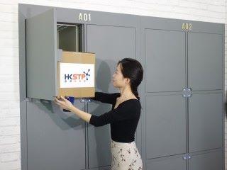 分流後,機械人會在最短時間內送上包裹。