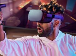 無拘無束的 VR 遊戲體驗 Oculus Quest 明年春天發售