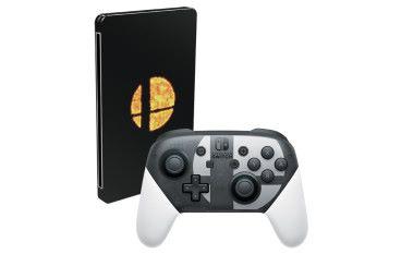 盛惠 $1000 Switch《任天堂明星大亂鬥 特別版》鐵盒裝 + 限定 Switch Pro 手掣