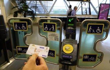 信用卡擴展公交市場 開放式支付勢在必行