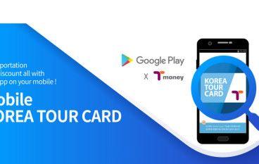 Android 限定韓國手機版 Korea Tour Card