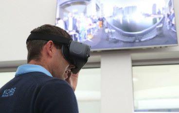 歐洲推行 8K VR 360 度觀看高爾夫球巡迴賽