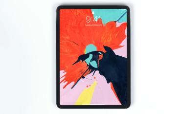 堅玩 PhotoShop 全新 iPad Pro 登場
