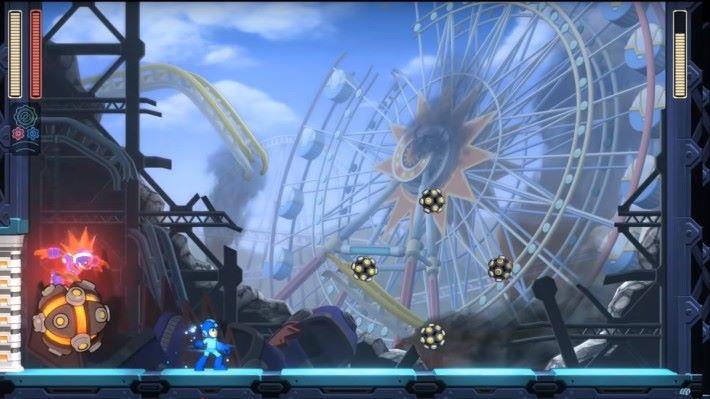 「超級英雄」難度下 Boss 會使用更加難應付的招式,增加不少遊戲樂趣。