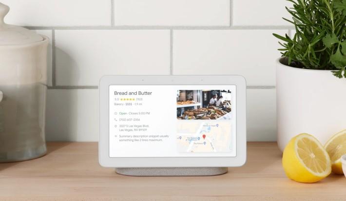 Google Home Hub 集多項 Google 網絡服務於一身