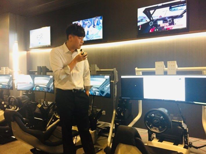 ER Esports 與南華體育會合作,希望大家可以將電競項目視作體育運動看待。