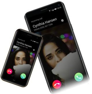 新 Palm 手機其實是與另一部主手機配搭使用的
