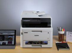 多樣功能 Brother MFCL3770CDW 第三代彩色 LED 全雙面打印機