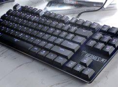 薄輕矮軸 GAMDIAS HERMES M3 RGB 遊戲鍵盤