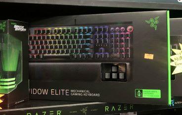【場料】 Blackwidow 全新升級 多媒體鍵都係巨集