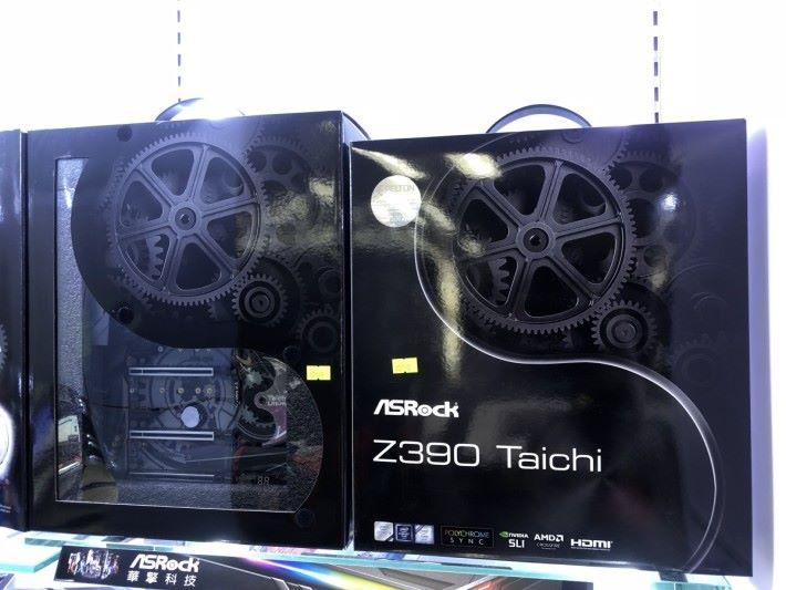 $2,199 的 Taichi 跟 Ulitmate 並未有大大差異,平超可選擇普通版本就可以了。