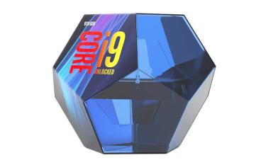 疑似 Intel i9-9900K CPU 包裝盒曝光 12 面體設計超像 Destiny 水晶?