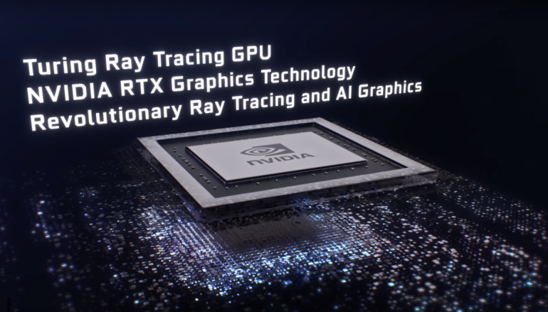 传明年首季推出RTX 20 笔电版GPU 另有Max-Q 和2060 Ti 版本?