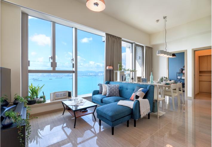 租戶可以選擇不同風格的傢俱及設計。