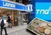 TNG錢包在日本Lawson可取日圓現金