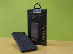 有齊 QC、PD 同 Qi 充電 ENERGEA Wireless Charging Power Bank