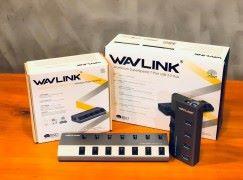 數據傳輸充電一 take 過    WAVLINK Super Speed USB 3.0 Hub