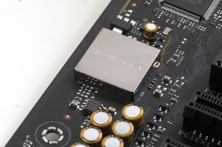 提供 SupremeFX 高級音效功能。