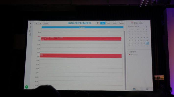對著 Amazon Echo 喇叭說出指令,便會自動在 Calendar 添加 14:30 的午餐活動。