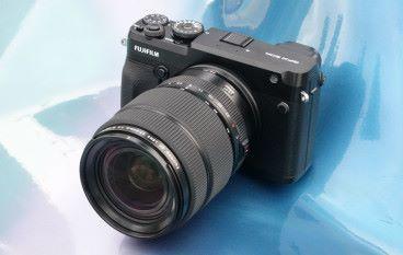 輕量級中片幅無反 Fujifilm GFX 50R 上手試