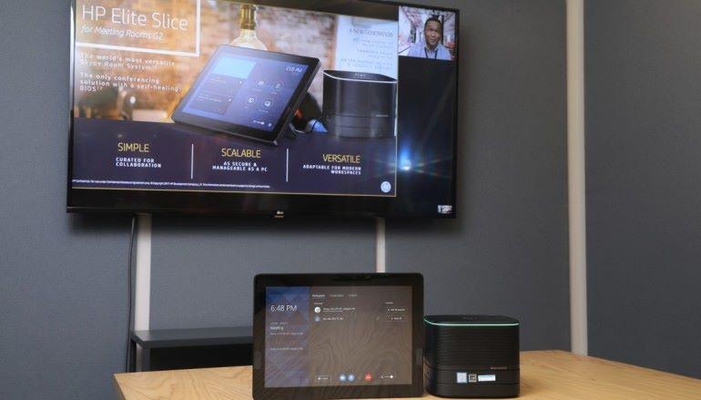 HP 會議方案 對內對外協作如彈指間方便