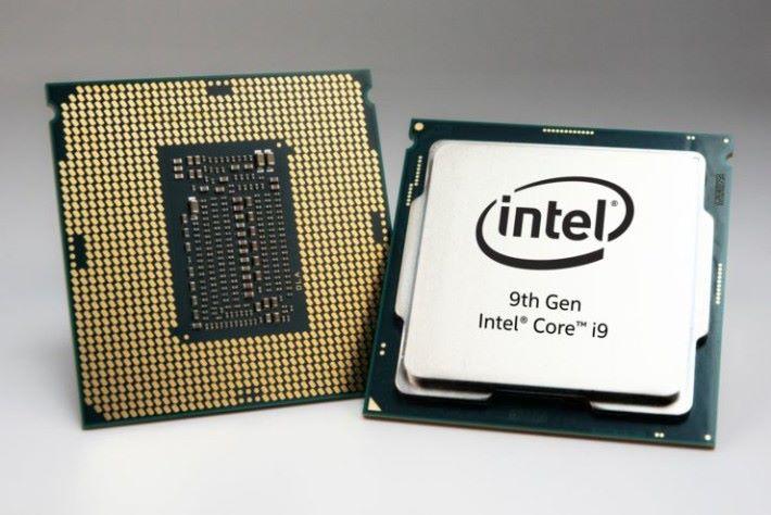 第 9 代 CPU 亦是採用 LGA 1151 Socket,對應現今的 300 系列 CPU,另外 Intel 今天亦發表了 Z390 新主機板晶片。