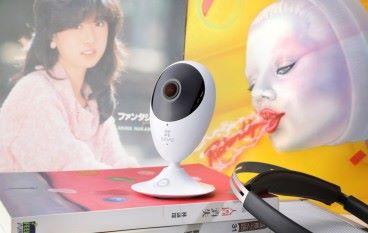 180° 極廣角 IP Cam EZVIZ Mini O 180 開箱實測