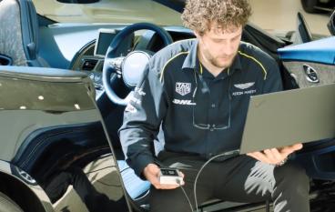 Aston Martin 專業體驗 Lenovo ThinkPad P1 的超凡魅力