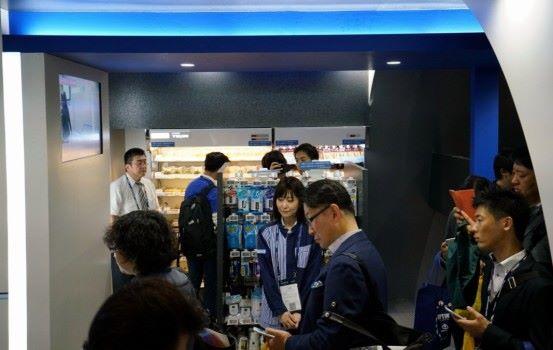 【東京CEATEC直擊】智能便利店  點只無人咁簡單