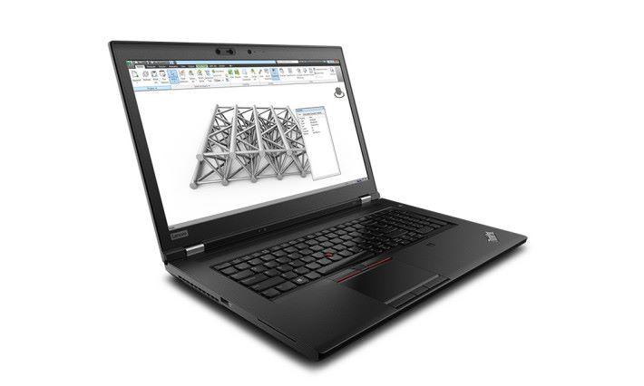 ThinkPad P72 是全系列中最強大型號