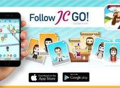不去搵小精靈去搵聖人 Follow JC GO!遊戲得教宗祝福